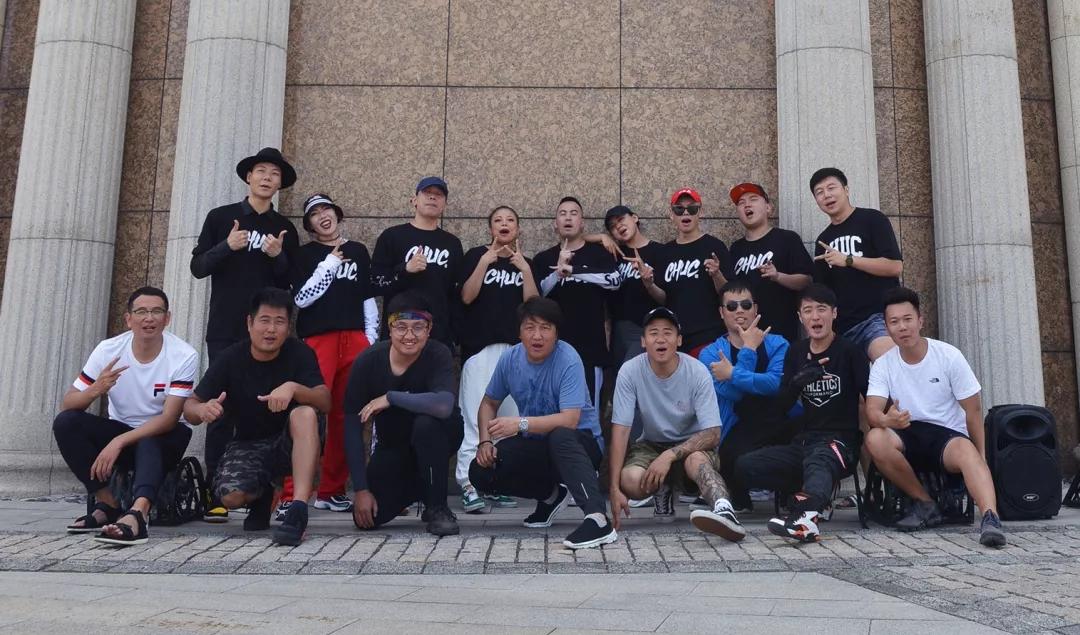 CCTV3《舞蹈世界》暑期特别节目《街舞英雄》黑龙江站圆满收