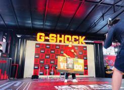 """G-shock""""硬碰硬""""街舞挑战赛东北赛区冠军"""